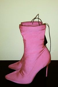 Forever 21 Stiletto Booties